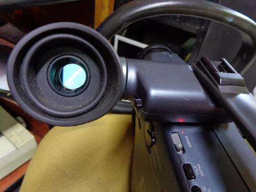 filmadora bellpanasonic omnimovie vhs afx8 ccd super h