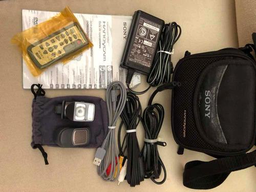 filmadora cámara handycam sony dcr-dvd 305 como nueva.