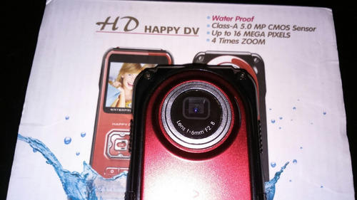 filmadora camara hd 200 waterproof hd1920x1080