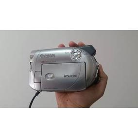 Canon Ds126191 Dc 8 1v - Filmadoras, Usado no Mercado Livre