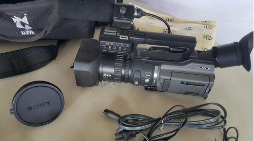 filmadora digital sony dsr pd 170 - usada