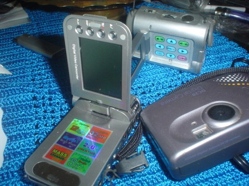 filmadora digital tek pix