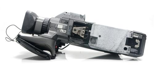 filmadora dvcam sony dsr-200 - usada - c/ controle remoto