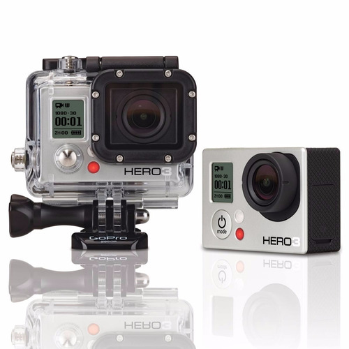 filmadora gopro hero3+ white edition wi-fi top de linha