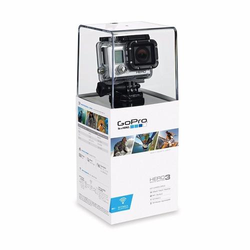 filmadora gopro white