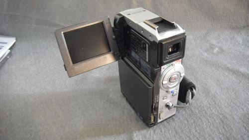 filmadora  gr-dvp3 - jóia rara