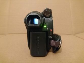 filmadora handycam