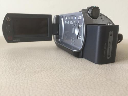filmadora handycam sony dcr-sr82 hdd 60gb