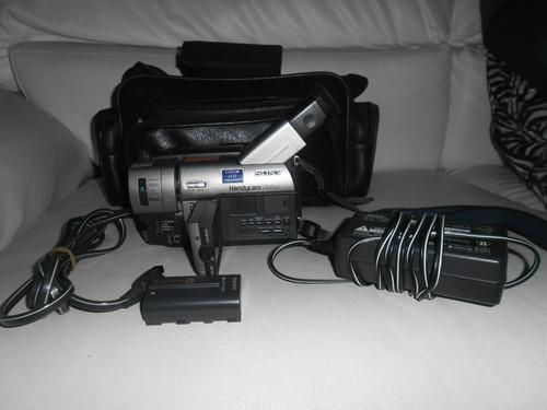 filmadora handycam sony video 8 trv 37