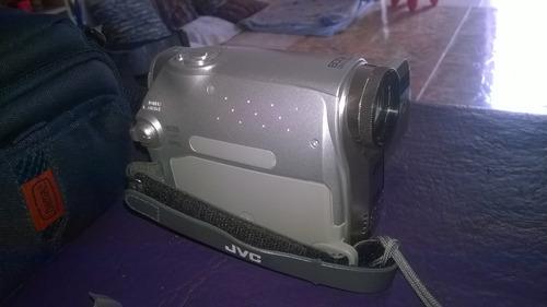 filmadora jvc 25x optical zoom impecable!!