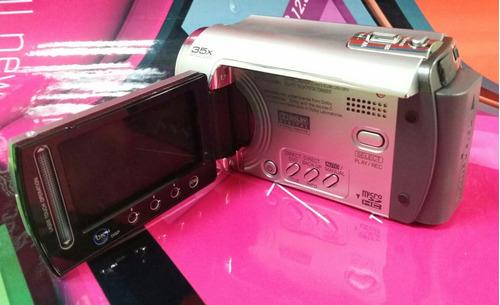 filmadora jvc everio 30gb internos + sd ( falta cable usb )