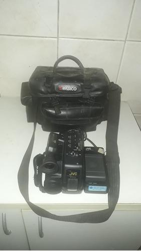 filmadora jvc funcionando