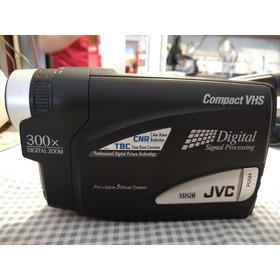 Filmadora Jvc Gr-ax 750, Excelente Estado, A Casette Chico