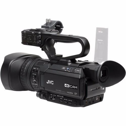 filmadora jvc gy-hm200 4k handycam streaming e wi-fi +nf