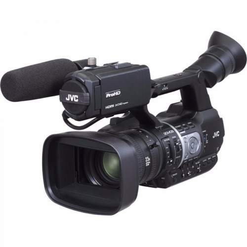 filmadora jvc gy-hm620 pro