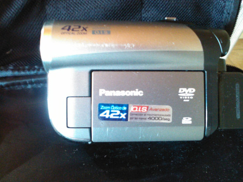filmadora panasonic 42x zoom