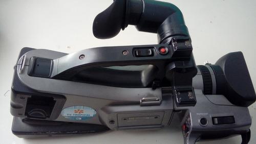 filmadora panasonic ag-dvc7 funcionado tudo.