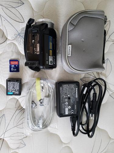 filmadora panasonic hdc-sd9