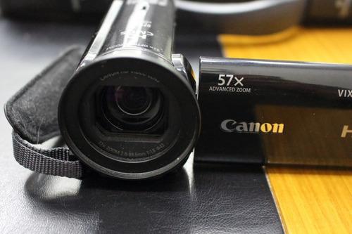 filmadora para youtuber canon vixia hf r700 promoção