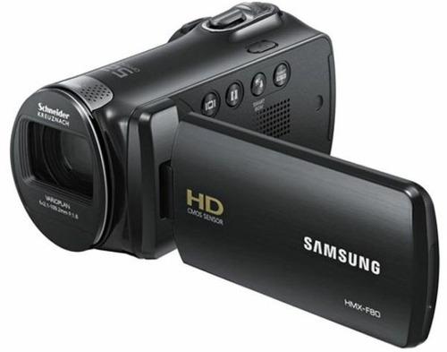 filmadora samsung hd hmx-f80 impecable!!