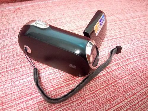 filmadora samsung smx c-100 + acessórios / kit completo