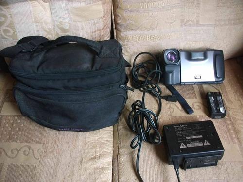 filmadora sharp digital mini dv viewcam reparar o repuesto