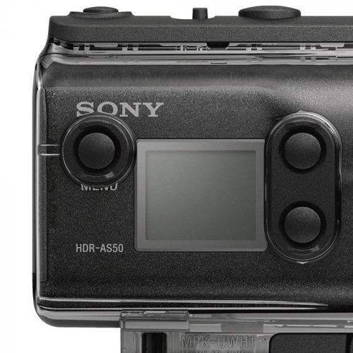 filmadora sony action cam