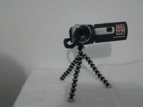 filmadora sony dcr-pj5 com projetor integrado