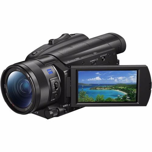 filmadora sony fdr-ax700 4k ultra hdr .pronta entrega