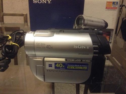 filmadora sony handycam acess/