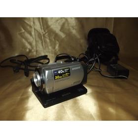Filmadora Sony Handycam Dcr-sr42