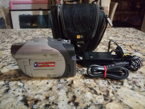 filmadora sony handycam dvd 105