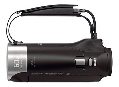 filmadora sony handycam hdr-cx440 hd memória interna de 8gb