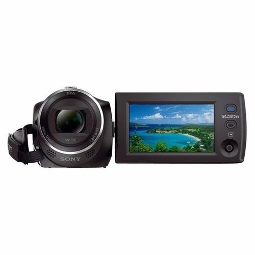 filmadora sony hdr-cx440 zoom 60x wi-fi 8gb+cartao 32gb s/j