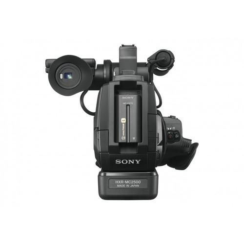 filmadora sony hxr mc 2500 com nf garantia pronta entrega