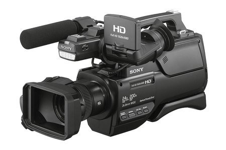filmadora sony hxr-mc2500 avchd full hd com hd 64gb e lente