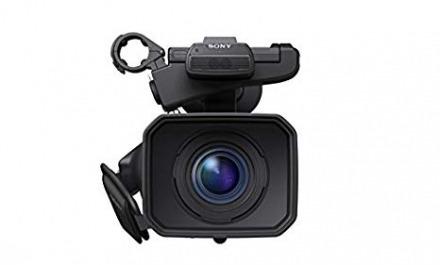 filmadora sony hxr-nx100 ntsc preto