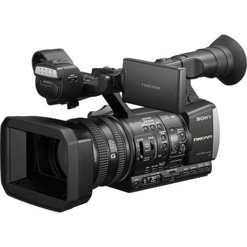 filmadora sony hxr nx3 full hd com nota fiscal