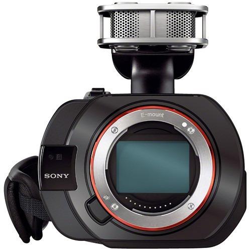 filmadora sony nex vg900 (mostruario) com nota