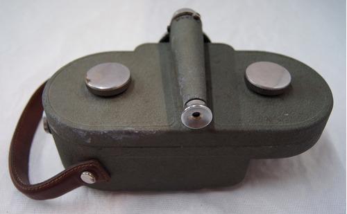 filmadora starlett 16mm de 1949 com manual e case