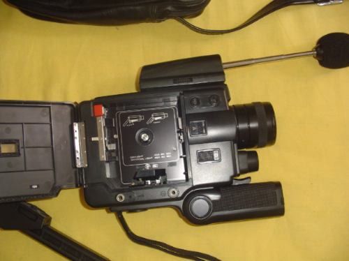 filmadora super-8 chinon - japan
