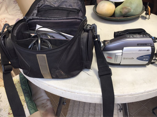 filmadora y cámara panasonic palmcorder