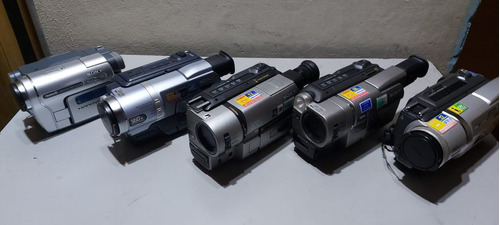 filmadoras   sony 8mm   hi8  digital   venda e restauração