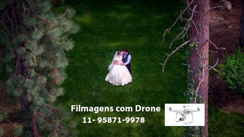 filmagens com drone