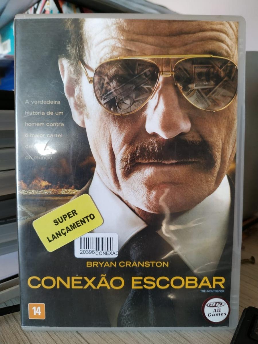 Filme Conexão Escobar - Original - R$ 35,00 em Mercado Livre