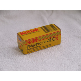 Filme Cromo Kodak Ektachrome 400x
