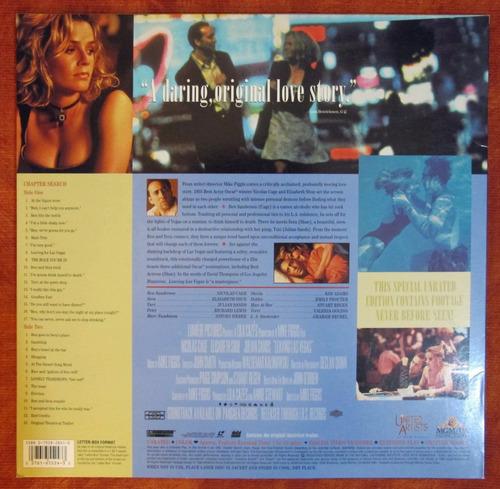 filme  despedida em las vegas  em ld (laserdisc) americano