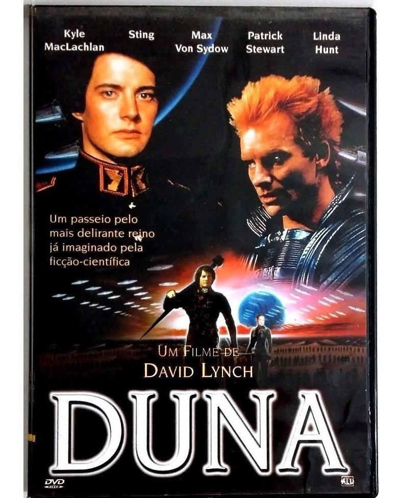 Filme Duna 1984 Em Dvd Dublado Frete Grátis - R$ 26,99 em Mercado ...