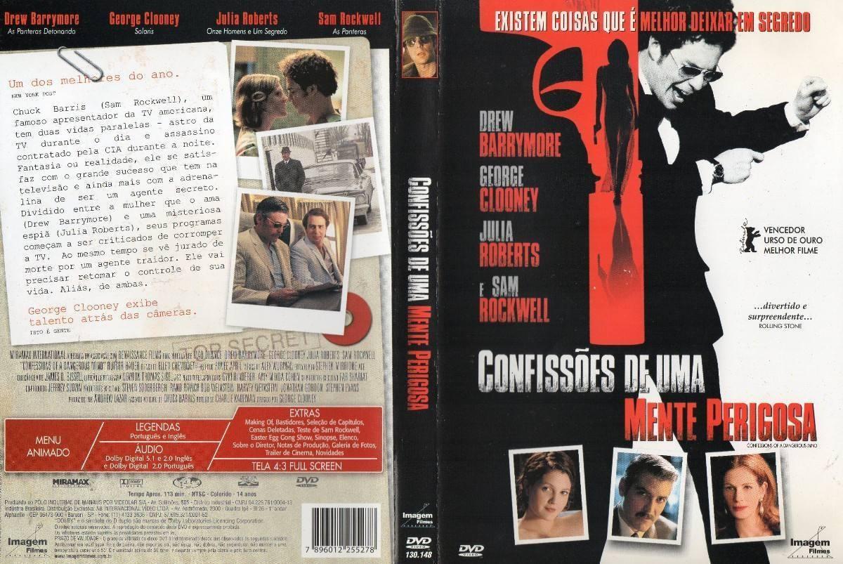 filme confissoes de uma mente perigosa