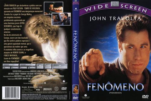 filme dvd fenômeno usado original